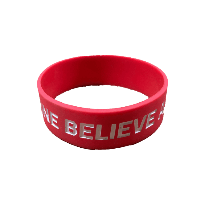 Olimp Wristband Red
