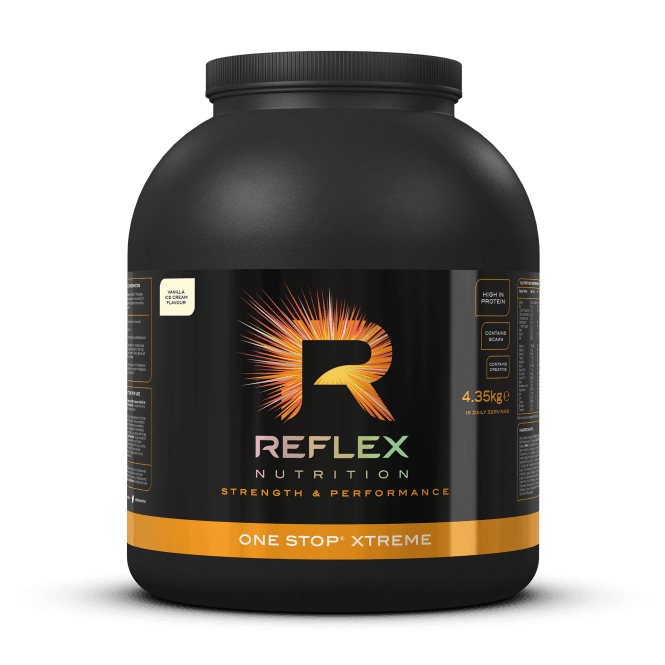 Reflex Nutrition One Stop Extreme Tub 4.35Kg (SHORT DATED)