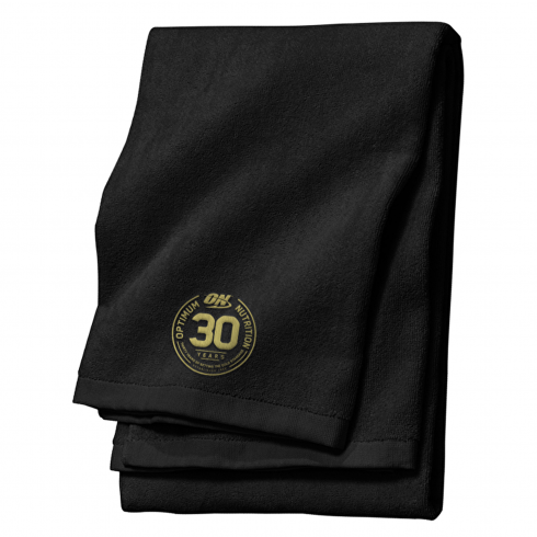 Optimum Nutrition 30 Year Gym Towel One Size