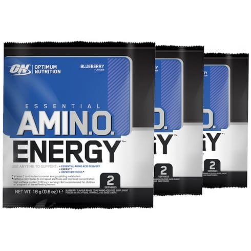Optimum Nutrition Amino Energy 24 Sachets x 18g