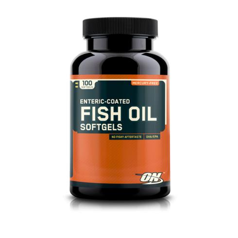 Optimum Nutrition Fish Oil Softgels 200 Softgels