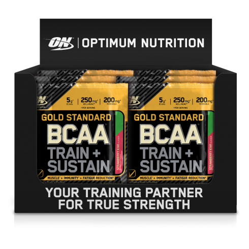 Optimum Nutrition Gold Standard Bcaa 24 x 19g Sachets
