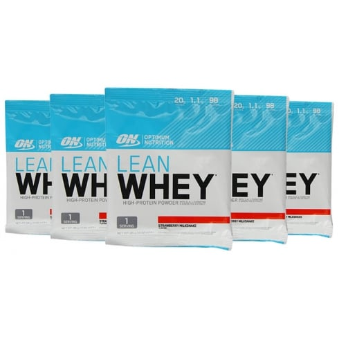 Optimum Nutrition Lean Whey 24 Sachets x 30g
