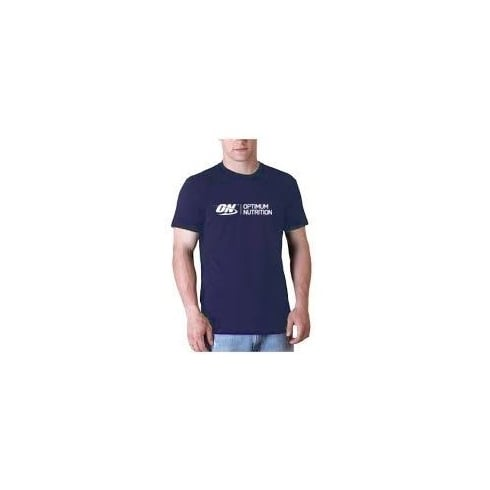 Optimum Nutrition Logo T-Shirt Navy