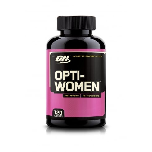 Optimum Nutrition Opti Women 120 Caps