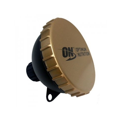 Optimum Nutrition Powder Funnel Black/Gold
