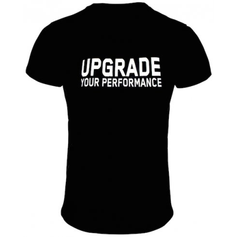 Optimum Nutrition T-Shirt - Upgrade Black/White