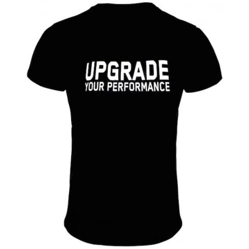 Optimum Nutrition T-Shirt - Upgrade Black/White