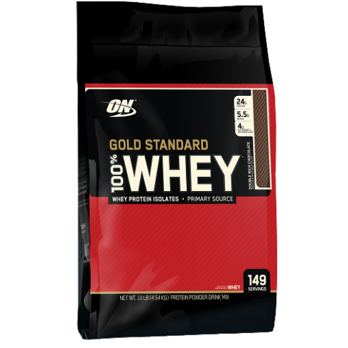 Optimum Nutrition Whey Gold Standard 4500g