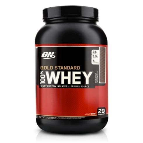 Optimum Nutrition Whey Gold Standard 912g