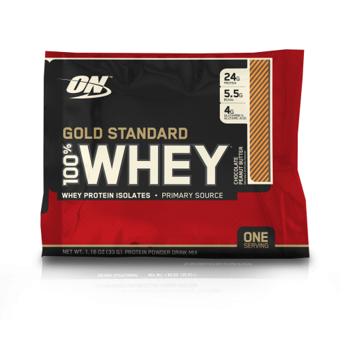 Optimum Nutrition Whey Gold Standard Single Sachet 30g