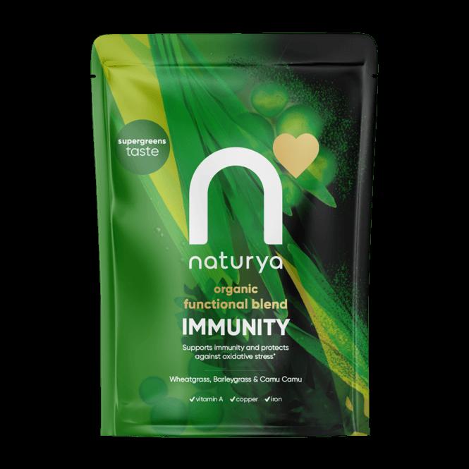 Naturya Organic Functional Blend 250g (SHORT DATED)