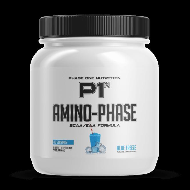 Phase One Nutrition Amino Phase 40 Serv