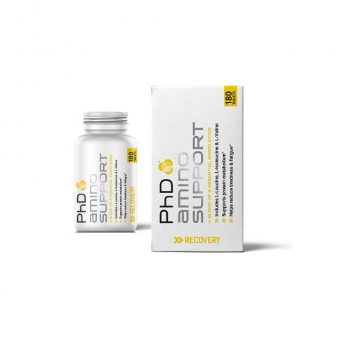 PHD Amino Tablets 180 Tabs