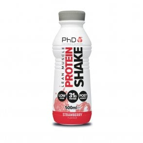 Lean Muscle Protein Shake 6x500ml (SHORT DATED)