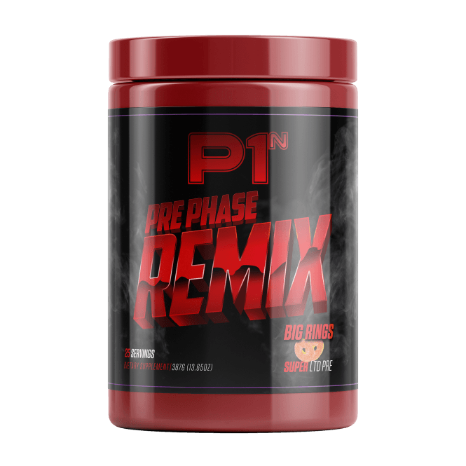 Phase One Nutrition Pre Phase Remix 25 Serv
