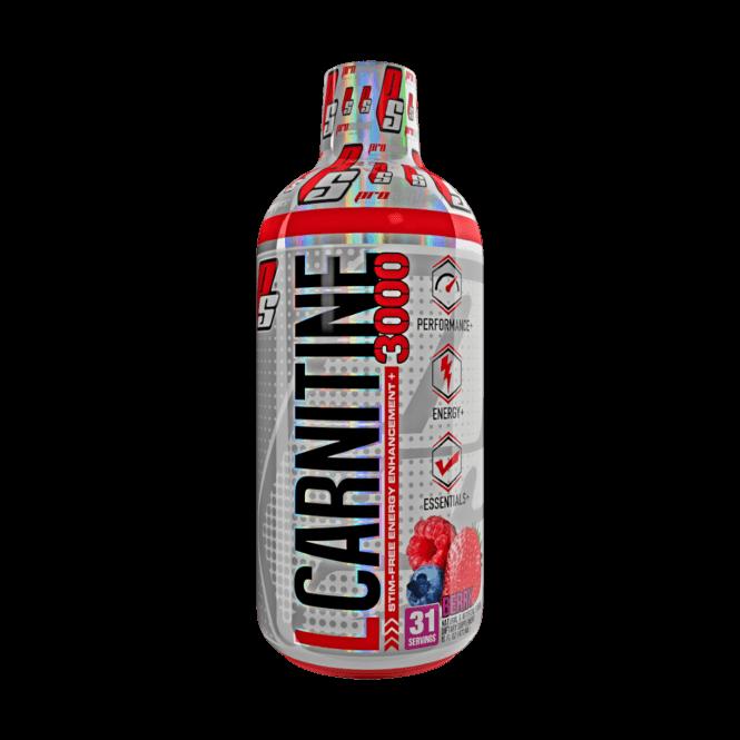 Prosupps Liquid L Carnitine 3000 31 Serv