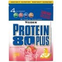 Weider Protein 80 Plus  10 Bags X 500G