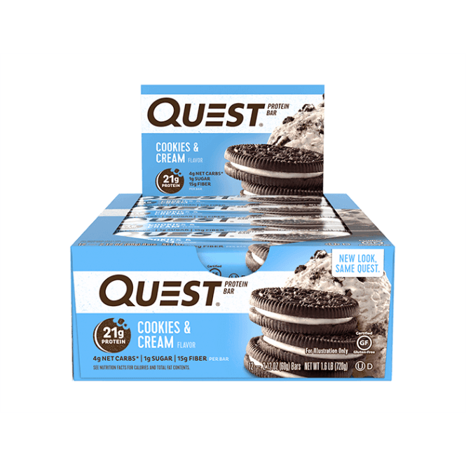 Protein Bar 12 Pack