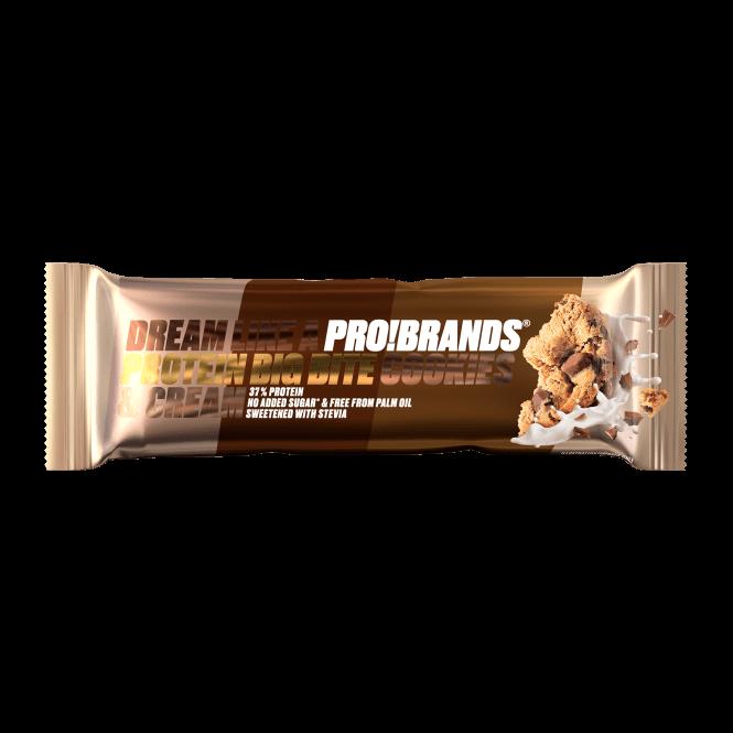 Pro!Brands Protein Bar BigBite 1 x 45g (SHORT DATED)
