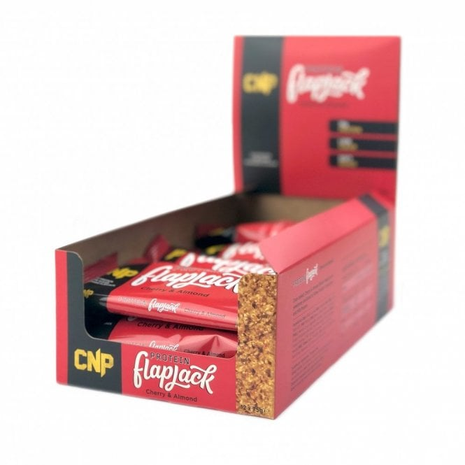 CNP Professional Protein Flapjack 12x75g (SHORT DATED)