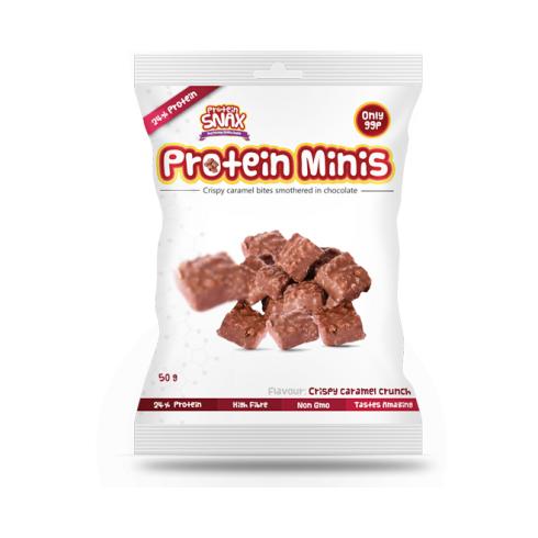 Protein Snax Protein Crispies 50g