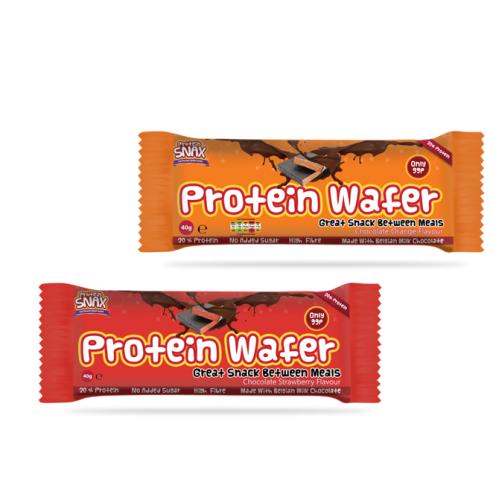 Protein Snax Protein Wafer 40g