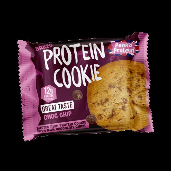Punk'd Protein Protein Cookie 12 x 75g