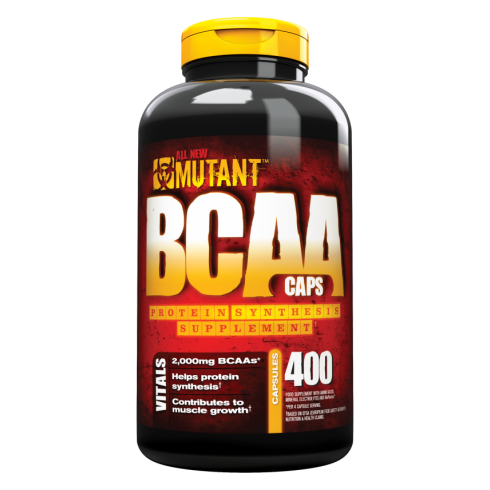 PVL Mutant BCAA 400 Caps