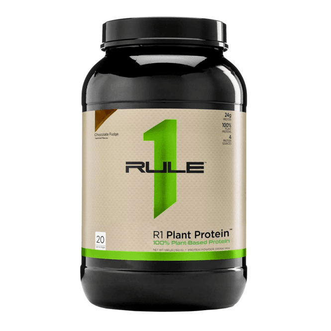 Rule 1 Proteins R1 Plant Protein 760g