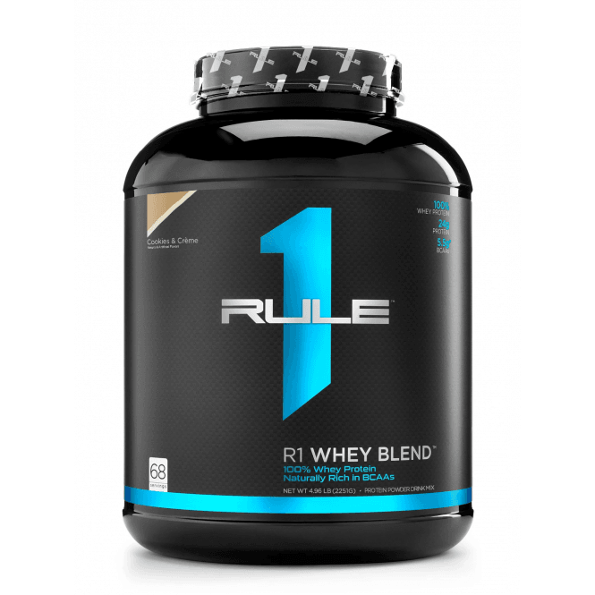 Rule 1 Proteins R1 Whey Blend 2.2kg