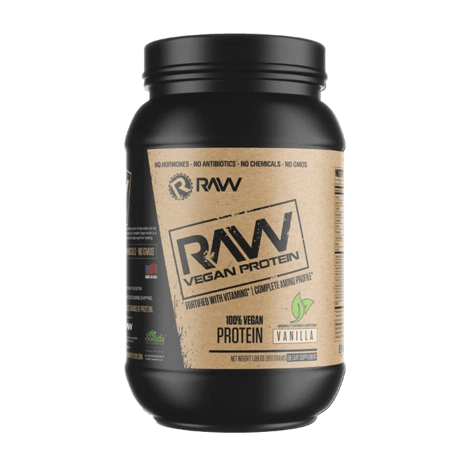 RAW Nutrition RAW Vegan Protein 25 Servings