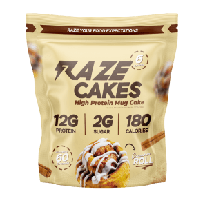 Raze Cakes 6 Servings