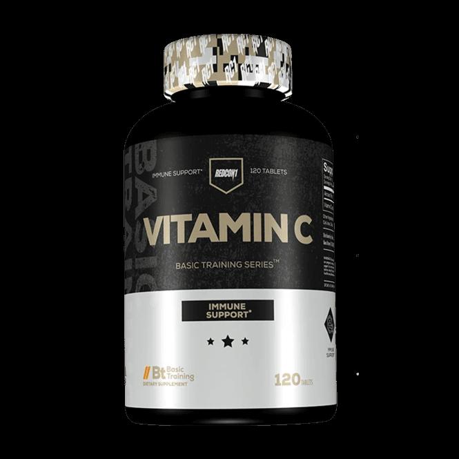 Redcon1 Basic Training Vitamin C 120 Caps