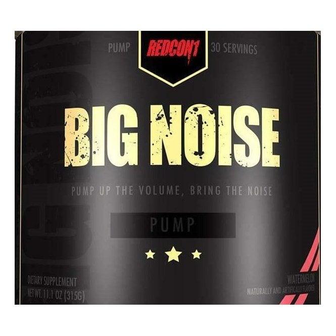 Redcon1 Big Noise Sample Sample