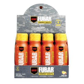 FUBAR Energy Shots 12 x 88.7ml