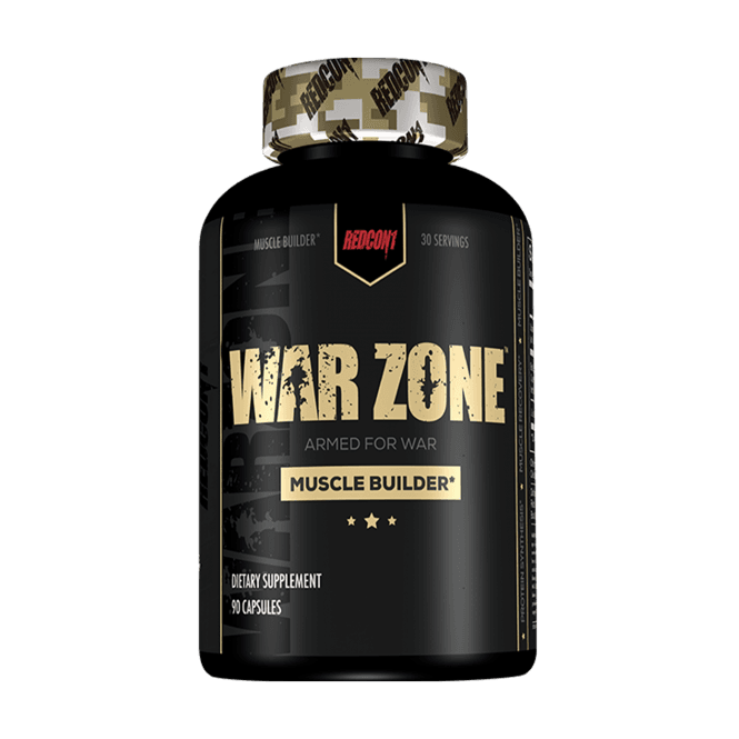 Redcon1 War Zone 90 Caps