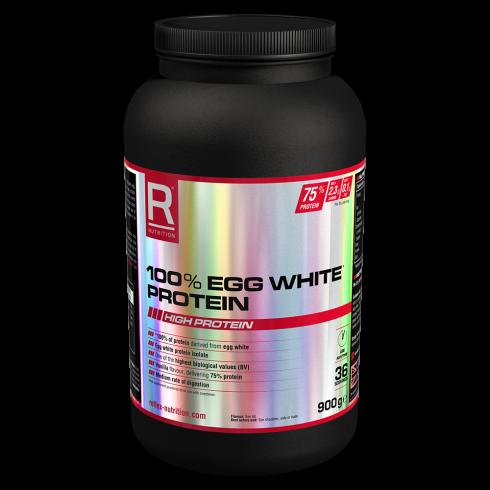 Reflex Nutrition 100% Egg White Protein 900g (SHORT DATED)