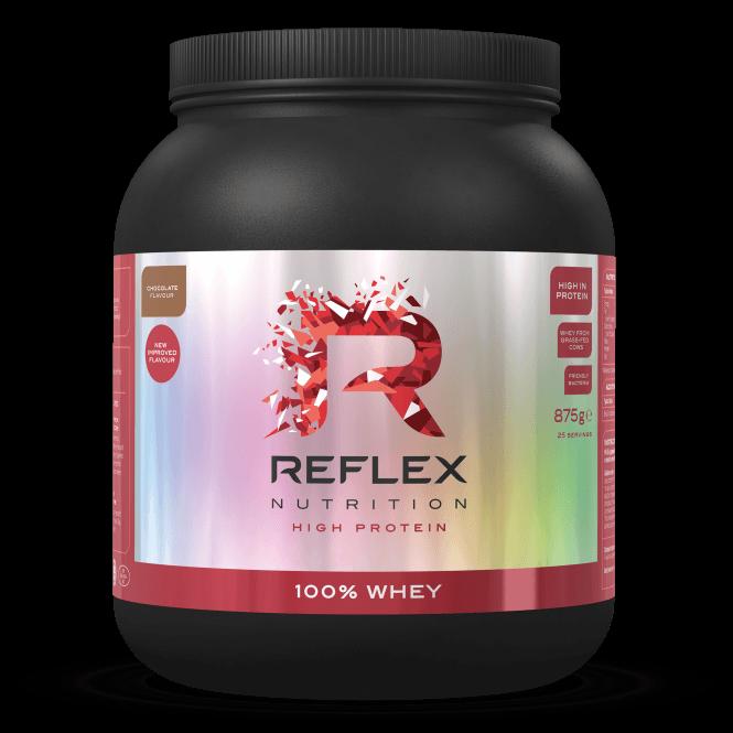 Reflex Nutrition 100% Whey 875G