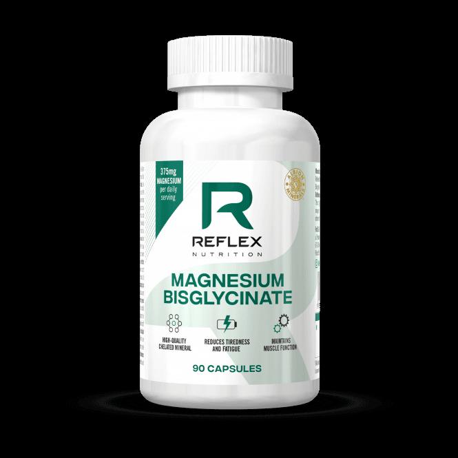 Reflex Nutrition Albion Magnesium 90 Caps