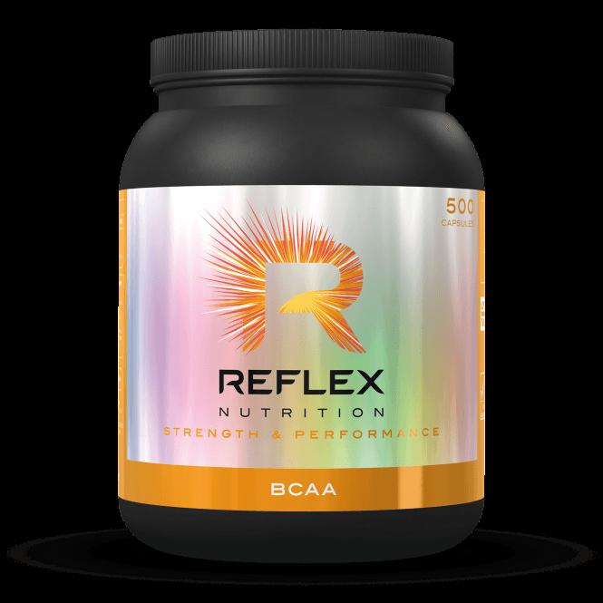 Reflex Nutrition Bcaa'S 500 Ct