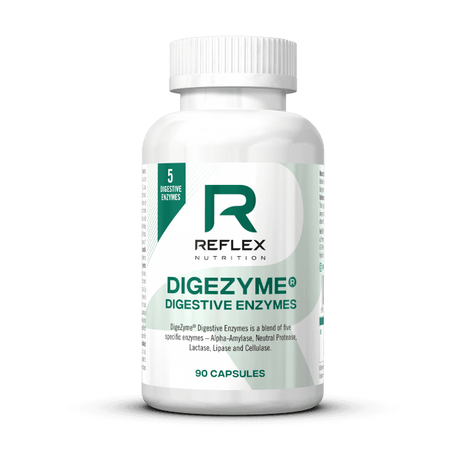 Reflex Nutrition Digezyme 90 Caps