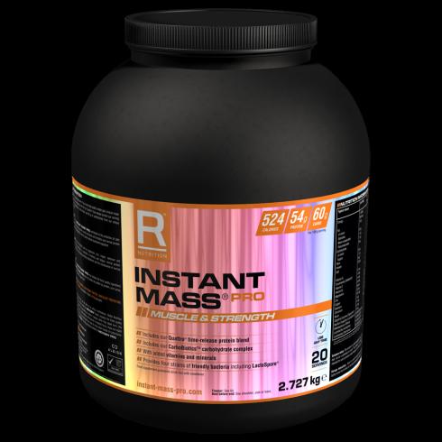 Reflex Nutrition Instant Mass Pro 2.7Kg (SHORT DATED)