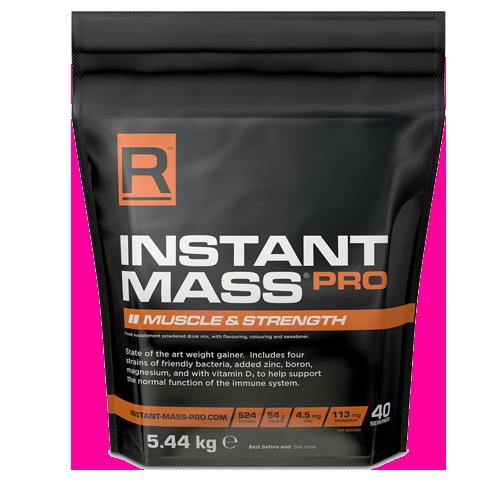 Reflex Nutrition Instant Mass Pro 5.4Kg