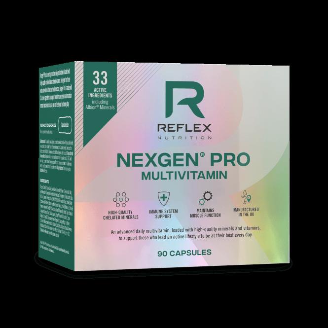 Reflex Nutrition Nexgen * Pro * 90 Ct