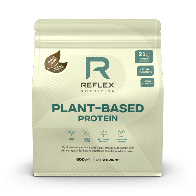 Reflex Nutrition Plant Based Protein 600g