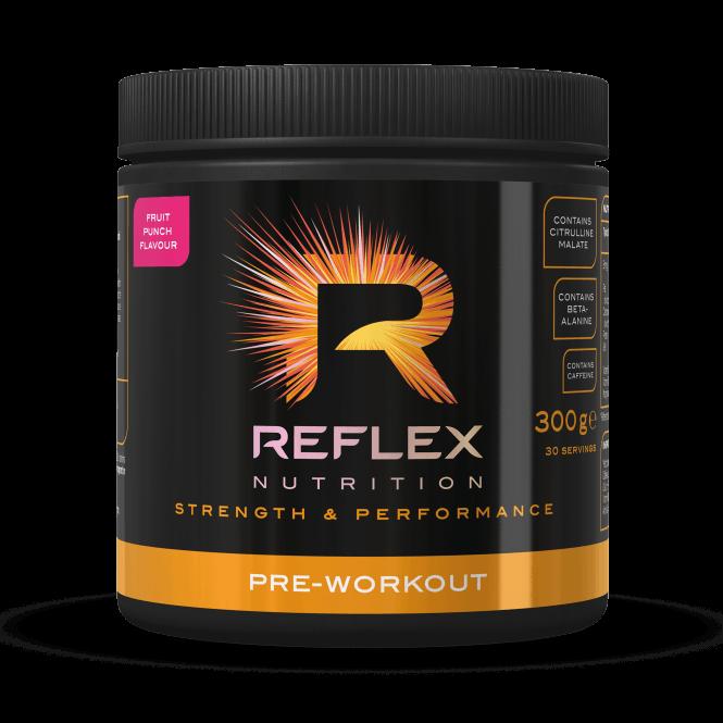 Reflex Nutrition Pre-Workout 300G (SHORT DATED)