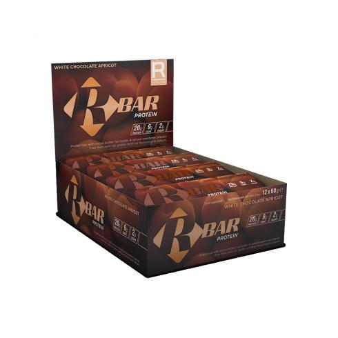 Reflex Nutrition R-Bar 12 X 60g Bars (SHORT DATED)