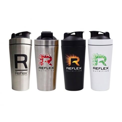 Reflex Nutrition Reflex Stainless Steel Shaker 739ml