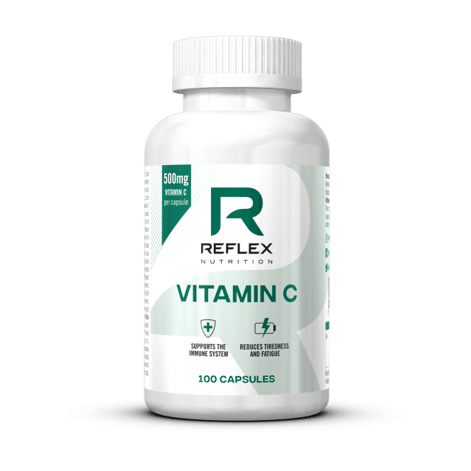 Reflex Nutrition Vitamin C 100 Caps